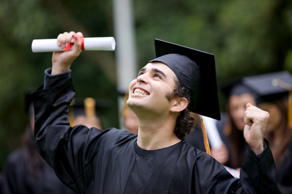 Bigstock Happy Graduation Student 4098840