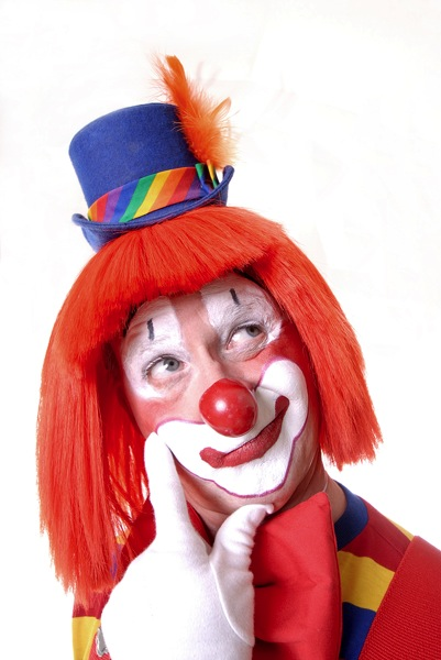 Bigstock Circus Clown 2572340